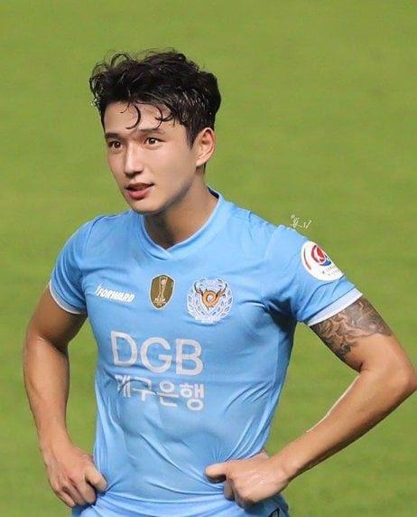Seungwon Jeong Di 2020 Pemain Sepak Bola Sepak Bola Selebriti