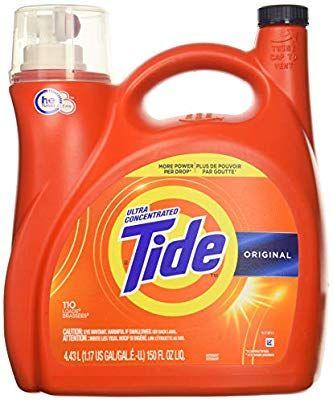 Amazon Com Tide Original 037000777335 High Efficiency Laundry