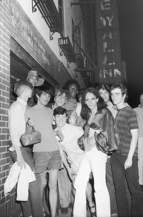 Stonewall: a journey into the night that unleashed gay liberation