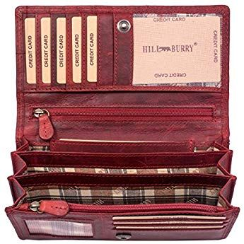 Genuine Leather Card Holder portefeuilles Qualité Sac à Main Unisexe Femmes Femmes Femme cadeaux