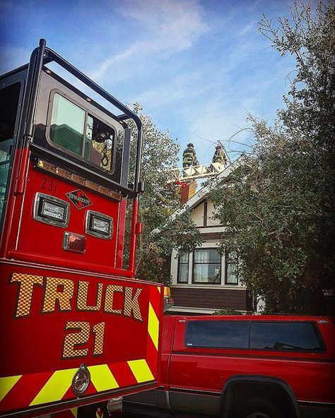 Featured Post At Vallejofirefighters Tru21ck Earlier Today Putting