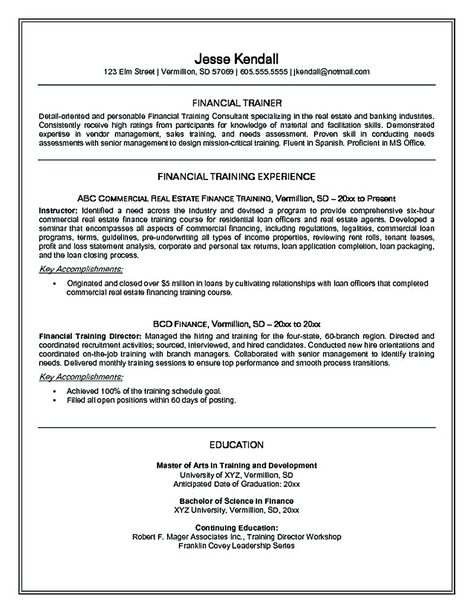 Personal Trainer Resume More On Crossfit  HttpsWwwFacebook
