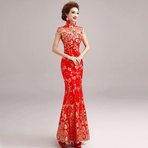 Abiti Da Sposa Cinesi.Abiti Da Sposa Tradizionali Cinesi Abiti Da Sposa Tradizionali