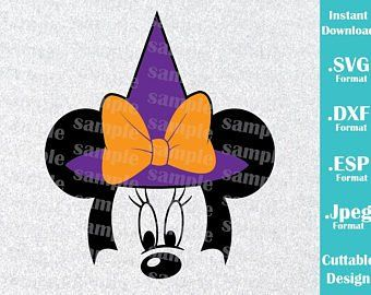 Disney halloween svg | Etsy | Cricuit/monogram | Disney