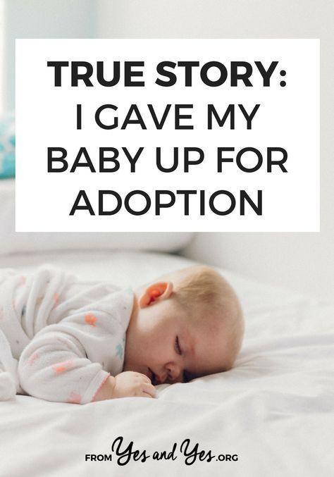 True Story I Gave My Baby Up For Adoption Breastfeeding Adoption Baby Up