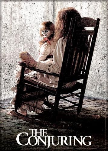 ANNABELLE - THE CONJURING Movie Poster Magnet