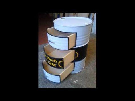 Recycling barrel 3