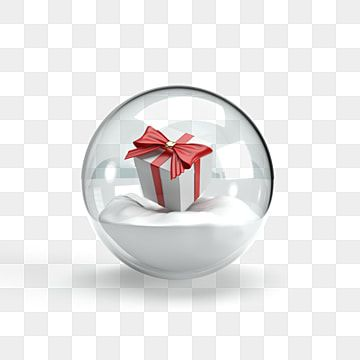 Transparent Snow Globe Ball With Gift Boxes Realistic New Year Christmas Object Celebration Gift Christmas Balls Png Transparent Clipart Image And Psd File F Christmas Balls Christmas Globes Christmas Snow Globes