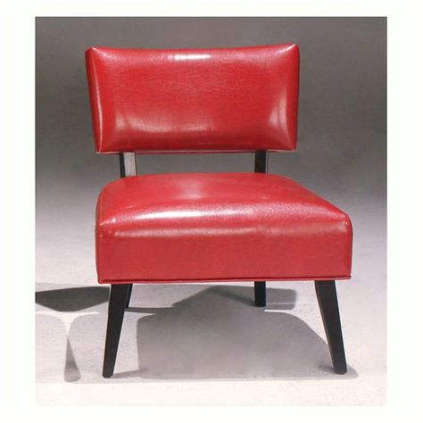 How To Make A Focal Point With Red Accent Chairs With Arms