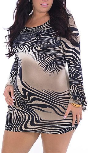 miracle mile (plus)-great glam is the web's top plus size online