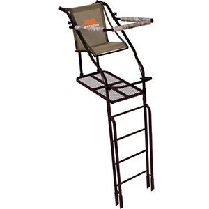 Millennium L110 21 Ft Single Ladder Stand Ladder Stands Best Ladder Ladder Tree Stands