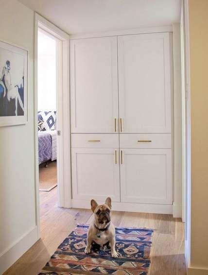 30+ Bathroom linen closet door ideas best