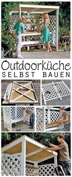 Grasekamp Auflage Gartenliege - Rubinrot Jetzt bestellen unter - outdoor küche selber bauen