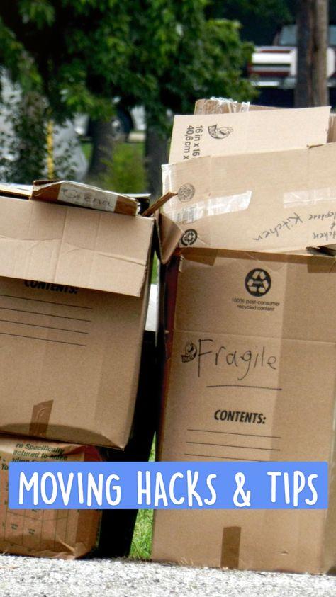 Moving Tips & Organizational Hacks | Moving Checklist Binder & Home Staging Tips