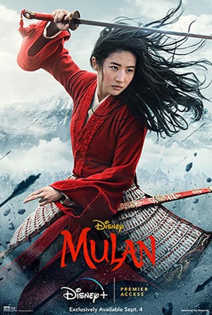 Nonton Film Online Mulan 2020 Subtitle Indonesia Mulan Bioskop Film