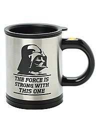 Self Stirring Mug Funko Star Wars Yoda Feel the Force