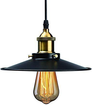 E27 Edison Lampenfassung Lampenfassung Lampenschirm Pendelleuchte Vintage
