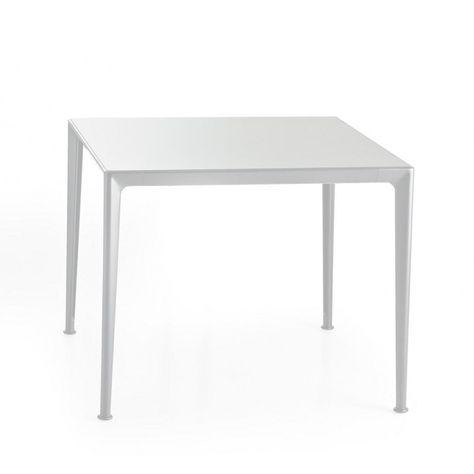 B B Italia Mirto Outdoor Esstisch 90 90 Cm Tischplatte Aluminium