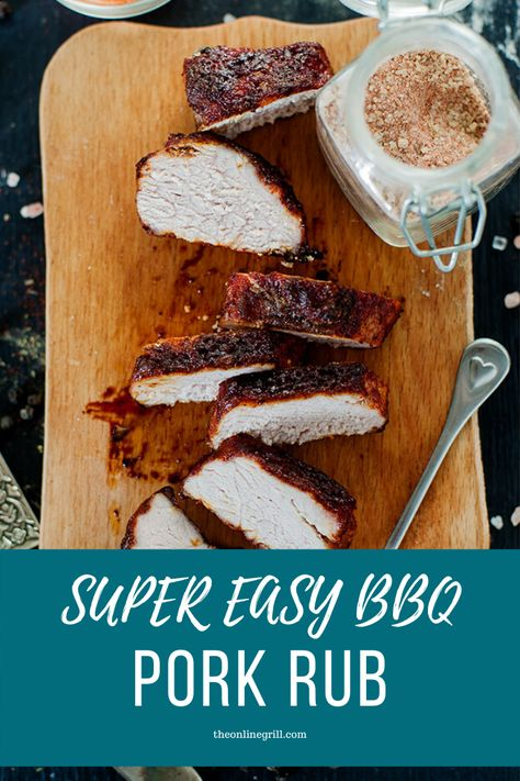Looking to get more bang for your buck with your barbecued pork? Try this easy BBQ pork rub recipe for a beautiful, deep flavor.