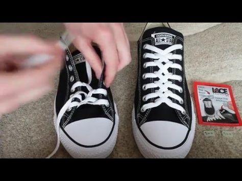 lasser de chaussure puma