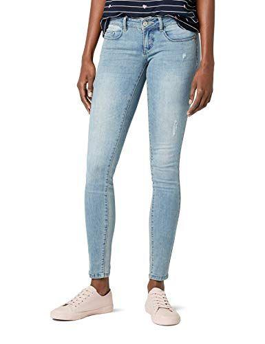 f2b890238ebd Only Onlcoral Sl Sk Dnm Bj6676 Noos Jeans Femme Bleu (Medium Blue ...