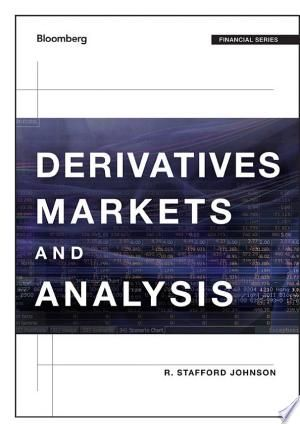Derivatives Markets And Analysis Pdf Download In 2020 With Images