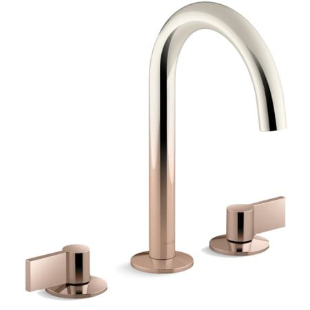 Kohler K 77967 4 Bathroom Faucets Faucet Gold Faucet