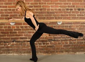 ballet moves for toning legs