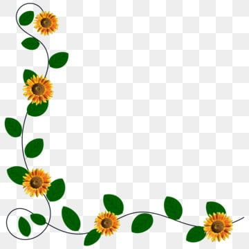 Sunflower Png Images Vector And Psd Files Free Download On Pngtree Sunflower Pictures Sunflower Illustration Sunflower Stencil