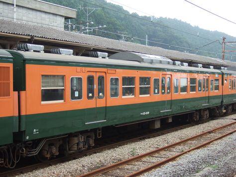 高崎に末期は2両配置されていたサハ115。そのうちT1159編成に組成されていたサハ115-1019