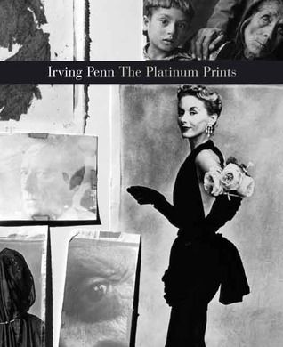 Irving Penn Platinum Prints 写真集 写真家 写真