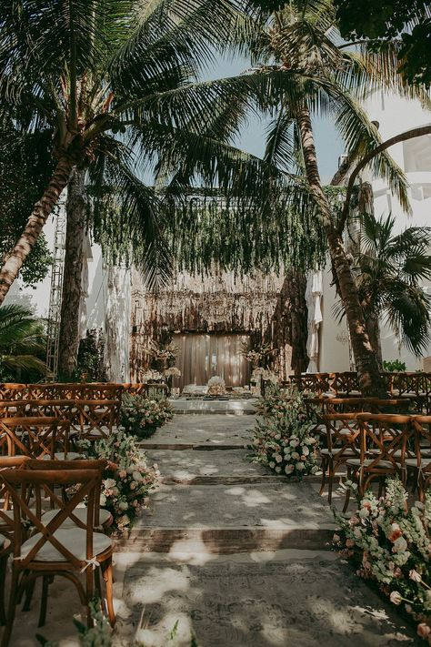 7 of Tulums Best Wedding Venues According to This Event Designer Equal parts adventurous and relaxing Tulum is the perfect place for a getaway wedding for you and your g. Best Wedding Venues, Wedding Places, Wedding Themes, Wedding Events, Outdoor Wedding Venues, Wedding Decorations, Best Wedding Ideas, Best Destination Wedding Locations, Tennessee Wedding Venues
