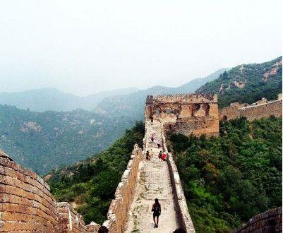 Jinshanling Great Wall Bus Tour No Shopping
