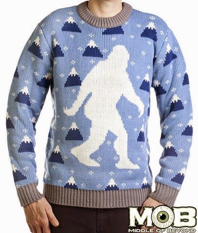 13 Days of #Creepmas: More Ugly Creepmas Sweaters