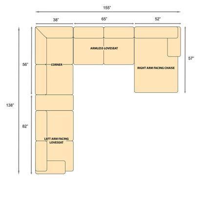 Vig Furniture Divani Casa Forte Collection Vg2t0615 155 Inch 4