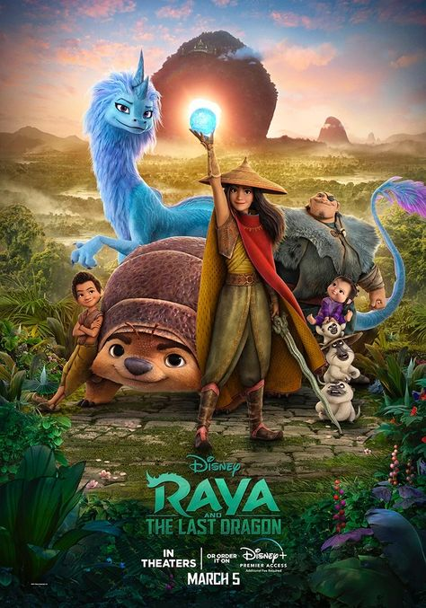 Raya and the Last Dragon/Gallery