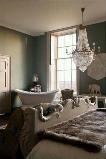 Decorating Trend Bathtubs In The Bedroom Luxury Home Decor Bedroom With Bathtub Luxurious Bedrooms Decorating trend bathtubs in bedroom