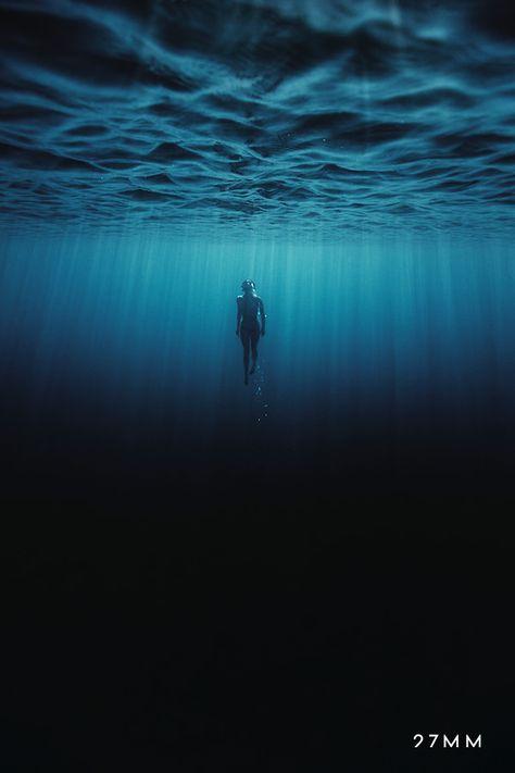 From the bottom in 2020 | Underwater art, Underwater ...