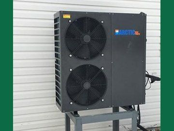 Cold Weather Evi Heat Pump Works To 30 C 22f Hydronic
