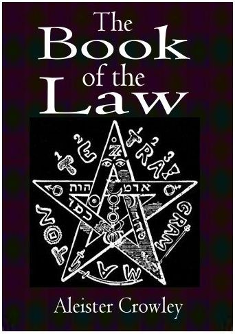 The Book of the Law by Aleister Crowley Paperback