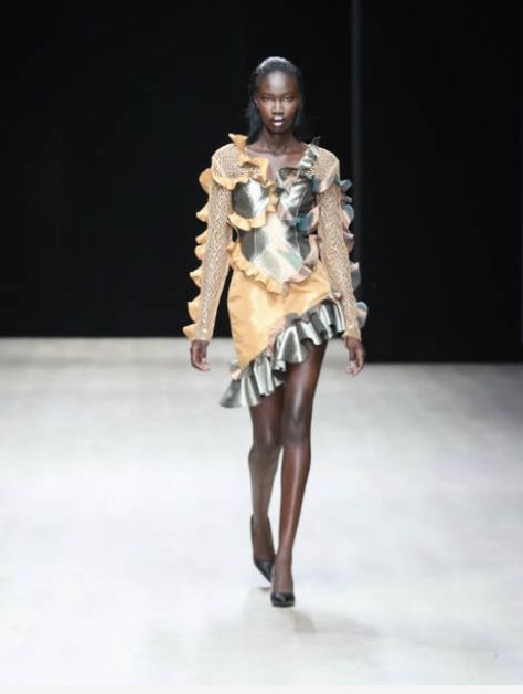 TheStreetStyleR On The Runway Africa