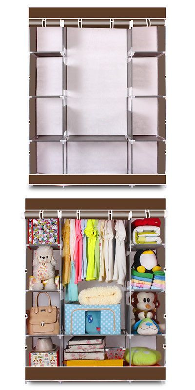 Armoires And Wardrobes 103430 New Portable Closet Storage