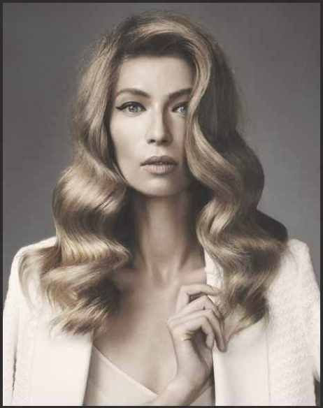 16 Tips Inspired By The Old Hollywood Glamour Pearlsonly Hollywood Glam Hair Vintage Hairstyles For Long Hair Hollywood Curls