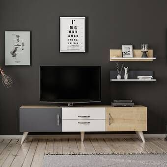 renwick entertainment center for tvs up to 50 inches di