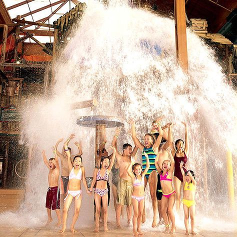 Great Wolf Lodge is the largest family of indoor water parks resort hotels. Plan your fun family vacation & getaway with your kids at one of our 17 water parks across the U. Find an indoor water park resort near you.