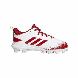 Adidas Adizero Afterburner V Best Youth Baseball Cleats For Wide Feet In 2020 Baseball Shoes Baseball Accessories Better Baseball