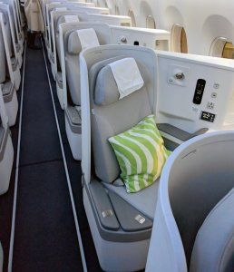 Review Finnair A350 900 Business Class From Helsinki To London Always Fly Business Business Class Private Jet Interior Airline Economy