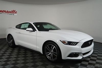 Ebay Ford Mustang Ecoboost Premium 34023 Miles Used 2015 Ford Mustang Ecoboost Premium Rwd 2 3l I4 16v Aut Ford Mustang Ecoboost Mustang Ecoboost Ford Mustang