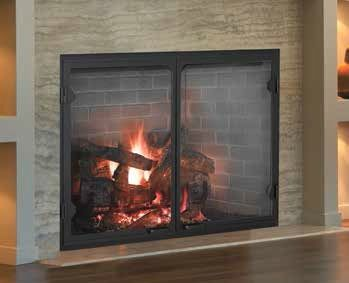 Majestic Biltmore Wood Burning Fireplaces 36 42 50 Models