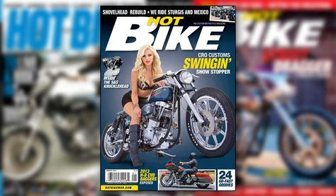 Completethe Form To Receivea Free Hot Bike Magazine Subscription